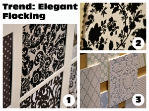 Trend: Elegant Flocking