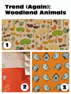 Trend: Woodland Animals