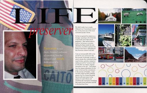 """Life Preserver"" by Beth Opel"