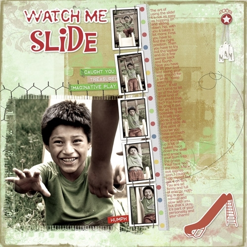 Slide With Me by Brit_Chick