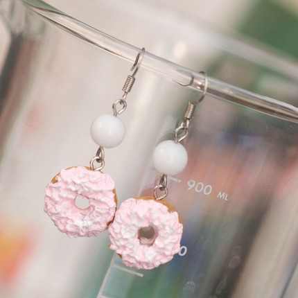 Etsy - Donut earrings