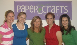 The Paper Crafts Team