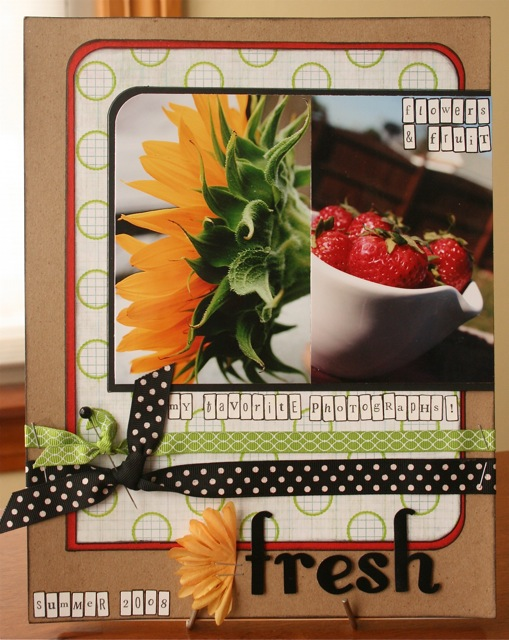 Fresh by Emily Spahn