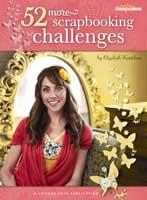 52 More Scrapbooking Challenges