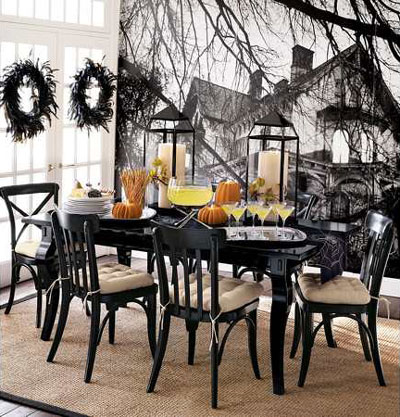 spooky-tree-dining-room